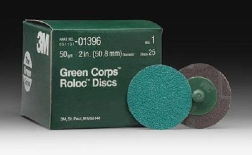 Corps Green (3M 01396 Green Corps Roloc Disc)