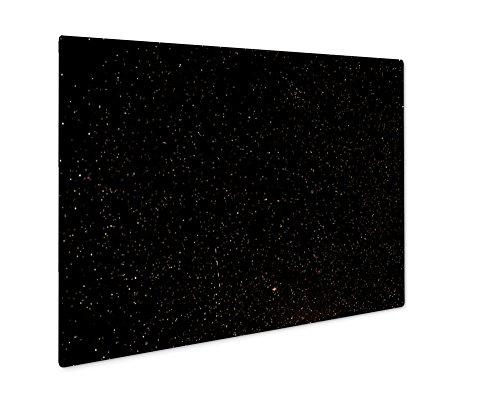 Ashley Giclee Starry Night Sky  Wall Art Photo Print On Metal Panel  Sepia  8X10  Floating Frame  Ag5828392