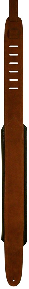 Brown Perris Leathers DLS725-227 Bass Player Padded Strap