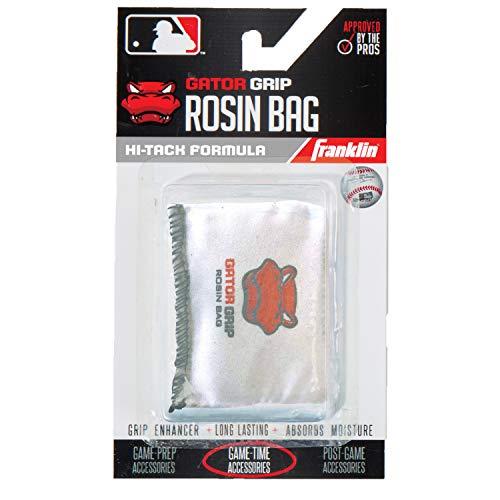 Franklin Sports MLB Gator Grip: Baseball Rosin Bag