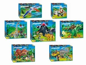 Playmobil huge dinosaur super set 4170 4171 4172 4173 - Dinosaur playmobile ...
