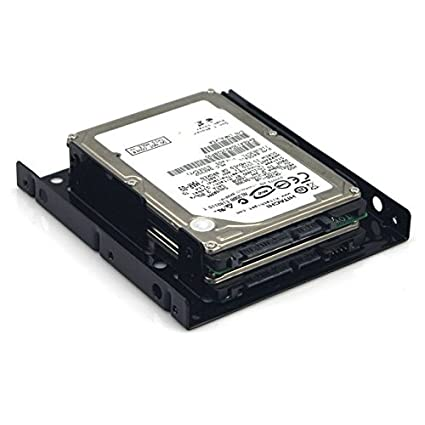 cotop 2,5 Pulgadas a 3,5 Pulgadas de Doble Disco Duro o SSD SATA ...