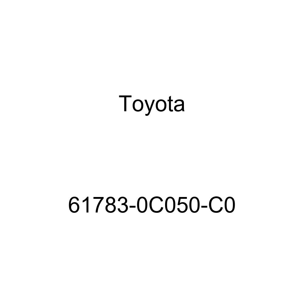Genuine Toyota 61783-0C050-C0 Wheel Opening Pad