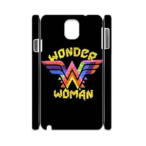 Samsung galaxy Note 3 N9000 3D Customized Phone Back Case with Wonder Woman Image