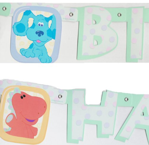 Blues Clues Birthday - Blue's Clues Room Banner