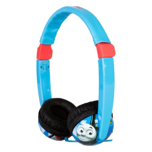 Price comparison product image Thomas and Friends Kid Safe Headphones - Blue (19785)