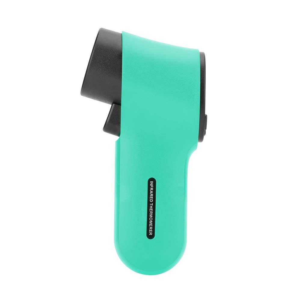 riscaldamento pistola di temperatura con display LCD adatto per tubi di acqua calda alimenti cottura LUOLENG Termometro a infrarossi IR digitale senza contatto