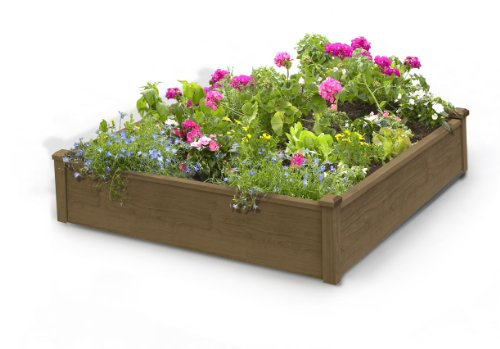 Algreen Products 34004 Raised Garden Bed/Kit by Algreen