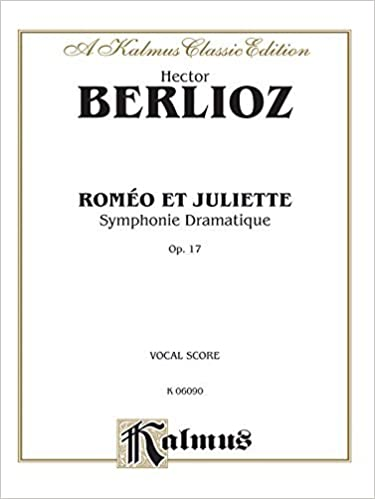 Romeo /& Juliet Kalmus Edition