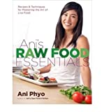 img - for Ani's Raw Food Essentials: Recipes and Techniques for Mastering the Art of Live Food (Hardback) - Common book / textbook / text book