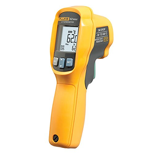 Fluke 62 MAX Compact Infrared Thermometer (10:1)