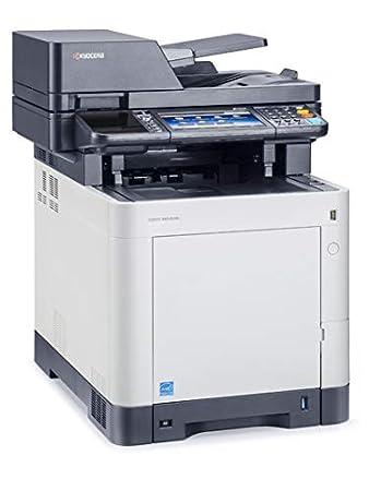 Kyocera ECOSYS M6535cidn Color Multifunctional Printer