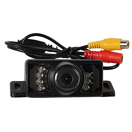Haito CMOS 170 Degree Viewing Angle C/ámara de visi/ón nocturna Vista trasera del veh/ículo Vista posterior