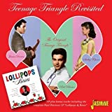 Teenage Triangle Revisited - The Original Teenage Triangle - LP Plus Bonus Tracks Including The Complete Paul Petersen LP