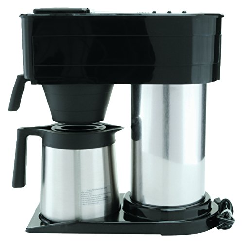 BUNN BT Velocity Brew 10-Cup Thermal Carafe Home Coffee Brewer, Black in the UAE. See prices ...