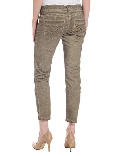 8 Cool natural 7 6173 Timezone Beige Pants Mujer Nalitz Pantalones B5qAxtwf