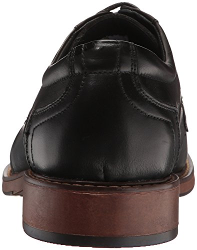 Steve Madden Mens Averie Oxford In Pelle Nera