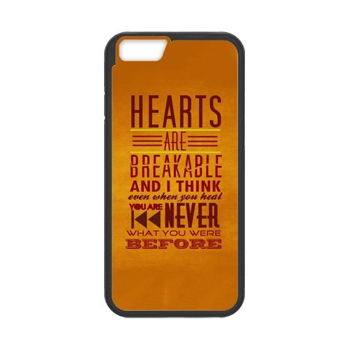 "Fayruz - iPhone 6 Rubber Cases, The Mortal Instruments Hard Phone Cover for iPhone 6 4.7"" F-i5G128"