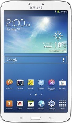 Samsung Galaxy Tab 3 SM-T310 16GB, Wi-Fi, 8in - Android Samsung Tablet