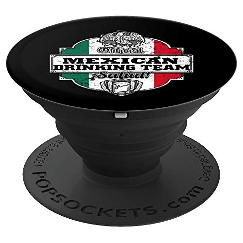 Mexican Drinking Team PopSockets Grip - Cinco De Mayo - PopSockets Grip and Stand for Phones and Tablets
