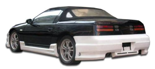 Duraflex ED-JED-378 C-1 Side Skirts Rocker Panels - 2 Piece Body Kit - Compatible For Nissan 300ZX 1990-1996