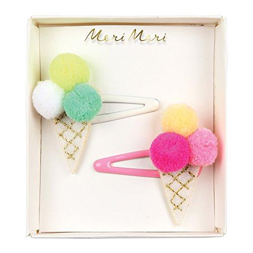 Meri Meri Pompom Ice Cream Hair ()