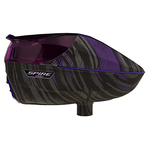 Virtue Spire 260 Electronic Paintball Loader - Graphic Purple by Virtue