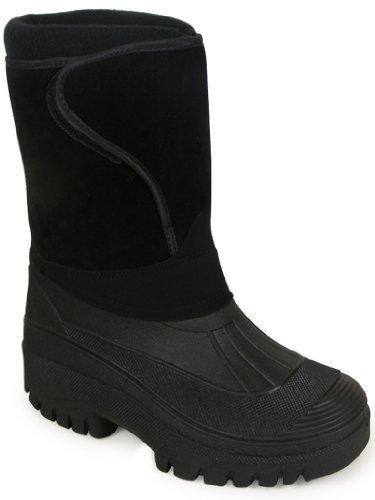 New Black Unisex Mens Ladies Horse Riding Yard Waterproof Stable Walking...