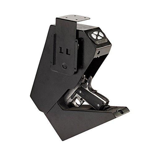 SnapSafe Drop Box Keypad Vault Black by SnapSafe