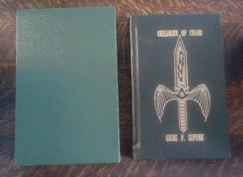 Children of Chaos (SIGNED Limited Edition) C of 26 Copies SIGNED Lettered Edition