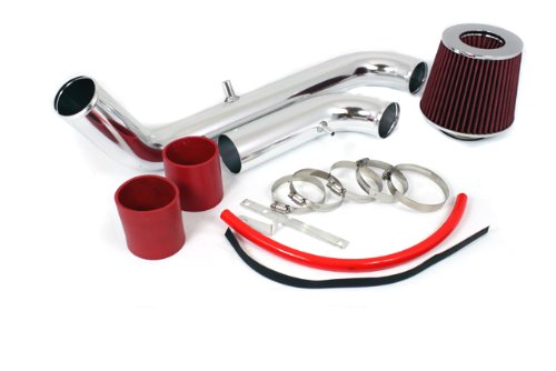 95 96 97 98 99 Mitsubishi Eclipse 2.0L Non-Turbo Cold Air Intake Red (Include Air Filter) #MT-1R