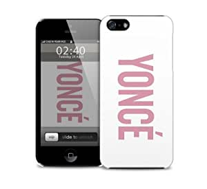Yonce Beyonce White Custom - Iphone 5/5s Cover