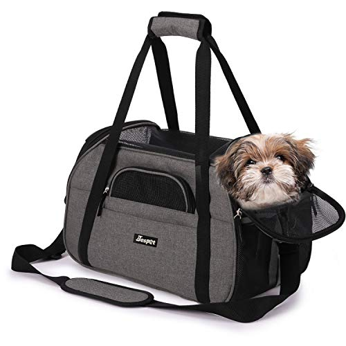 JESPET Soft-Sided Kennel Pet