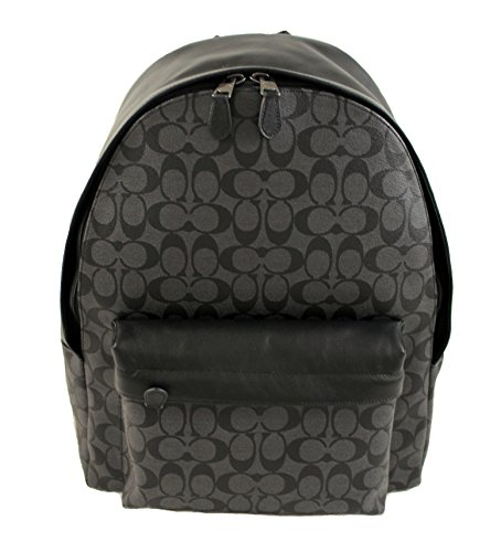 Coach Charles Backpack in Signature, F55398 (F55398 CQ/BK) by Coach