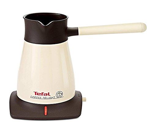 Greek Coffee Maker Electric : Tefal Coffee Delight Greek Arabic Turkish Coffee Maker Machine Electric Pot Briki Kettle by ...