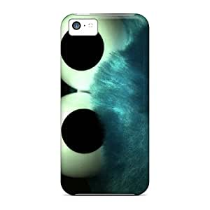 Durable Case For The Iphone 5c- Eco-friendly Retail Packaging(cookie Monster 2)