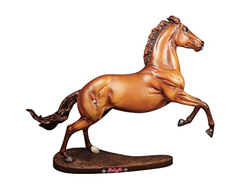 Breyer Traditional Babyflo Horse - Barrel Racing Nfr