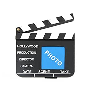 Amazon.com - Hollywood Action Movie Slate Picture Photo ...