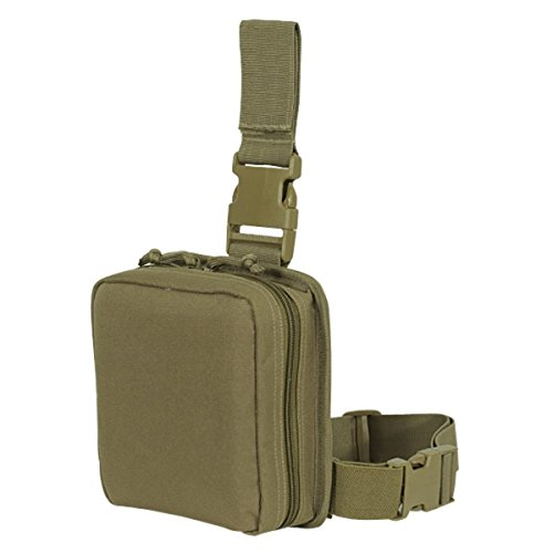 Direct Response Magazine (VooDoo Tactical 20-0020007000 Drop Leg First Aid Pouch, Coyote)