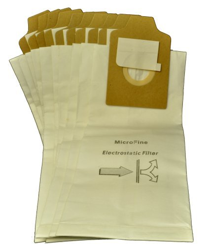 - Euro-Pro Shark Widepath Upright Vacuum Cleaner Bags, EnviroCare Replacement Bags, 99.7 Microfiltration, 10 bags in pack #EP704