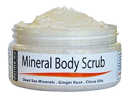 Lemon And Salt Face Scrub