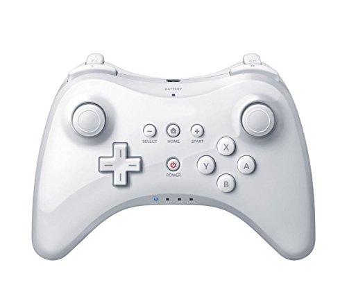 KINGAR Wireless Controller Gamepad for Nintendo Wii U Bluetooth Game Controller Joystick Gamepad by PowerLead