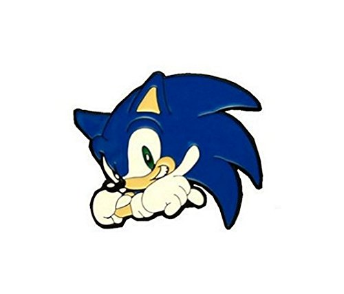 Sonic The Hedgehog Gloves (Sonic the Hedgehog: Sonic Belt Buckle)