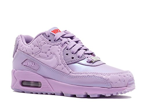 Price comparison product image Nike Women's Air Max 90 City Pack QS Paris Macaroon Viola Fuchsia Red