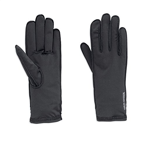 Harley-Davidson Official Men's Caruso Glove Liner, Black (X-Large)