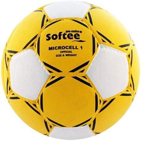 Softee Equipment 0002361 Balón Micro Celular 1, Unisex, Blanco, S ...