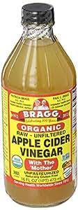 Amazon.com: Bragg Organic Unfiltered Apple Cider Vinegar