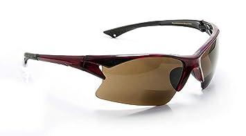 871e20c006f Amazon.com  Bifocal Reading Sunglasses with Polycarbonate Lens for ...