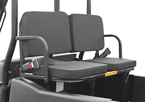 (Massimo Motor UTV Rumble Seat 300 Lb. Capacity)