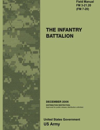 Field Manual FM 3-21.20 (FM 7-20) The Infantry Battalion December 2006